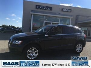 2011 Audi Q5 2.0 LT PREMIUM PLUS HEATED LEATHER FOG LIGHTS AWD Kitchener / Waterloo Kitchener Area image 1