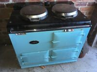 Aga 2 oven gas fired stove SPARES or REPAIR