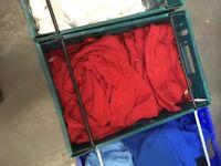 t shirts job lots bankrupt stock for sale - surplus stock