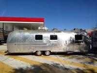 Airstream Sovereign Caravan