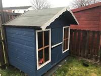Timber Playhouse Very Good Condition