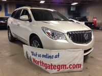 2014 Buick Enclave Leather awd. PowerRoof side blind alert Heate
