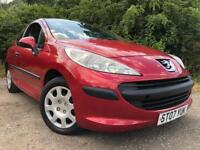 Peugeot 207 1.4 Petrol Long Mot Low Mileage Drives Great Cheap Insurance !!!