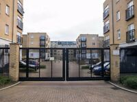 Car parking in secure garage near Limehouse DLR and Mile End tube for Central, District, H+C