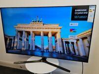 Samsung 55 Inch 2020 Crystal UHD Smart TV (Model UE55TU8507)!!!