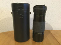 Sigma Macro Zoom Lens