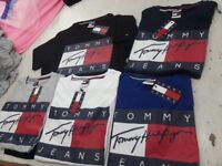 2.MENS RALPH LAUREN, HUGO BOSS, ARMANI, FRED PERRY, STONE ISLAND POLOS AND TEES(WHOLESALE ONLY)....
