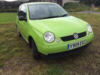 Volkswagen LUPO 1999 green