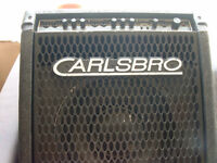 Keyboard amp, Carlsbro Colt 65. 2 channel with spring reverb.