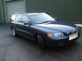 VOLVO V70 D5S DIESEL ESTATE FOR SALE