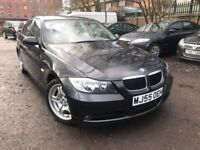 55 plate - BMW 3 Series - 320D - 10 months mot - strong service history - 2 former keepers