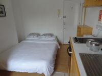 Pimlico – Cozy top floor bedsit *