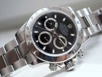 WANTED - Rolex Daytona 116520 - Black Dial