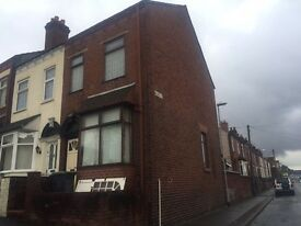 Burslem Three bedrooms