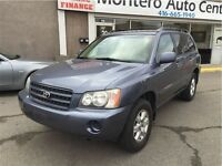 2003 Toyota Highlander LE WITH LEATHER SEATS City of Toronto Toronto (GTA) Preview