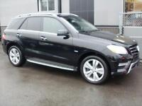 Mercedes-Benz  ML350 BlueTEC 2012 * FULL * DIESEL SUPER ECONO *