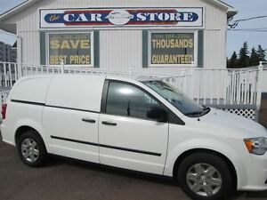 2012 Ram Cargo Van CARGO VAN!! AC!! CRUISE!! RACKS AND SHELVES!!