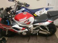 Yamaha r6 immaculate condition #£2000#