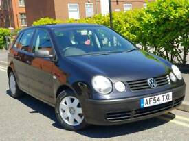 **2004 Volskwagen Polo Twist 1.4 Petrol 5 Door Automatic Long Mot 2019**