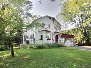 469 000$ - Maison 2 étages à vendre à Beaconsfield / Baie-D'U