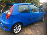 Fiat Punto Active Sport 1.2 16v May Swap Px