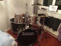 Impact drum company full kit