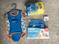 Baby swimwear bundle 3-6 months