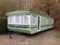 Static caravan for sale - in good condition & environmental green suitable for National Parks S.T.P