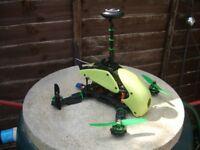 Robocat 270 Radio Control RC Quadcopter Drone GPS FPV TRADE