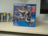 Thrustmaster for PS4 only £40