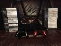 Ps2 and 41 games