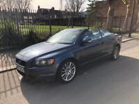 Volvo C70 2006 HiSpec automatic Hardtop/Convertible with full service histroy and mot
