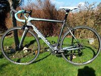 Boardman Team Carbon C7 Ladies Road Bike Shimano Tiagra FSA Mavic etc.