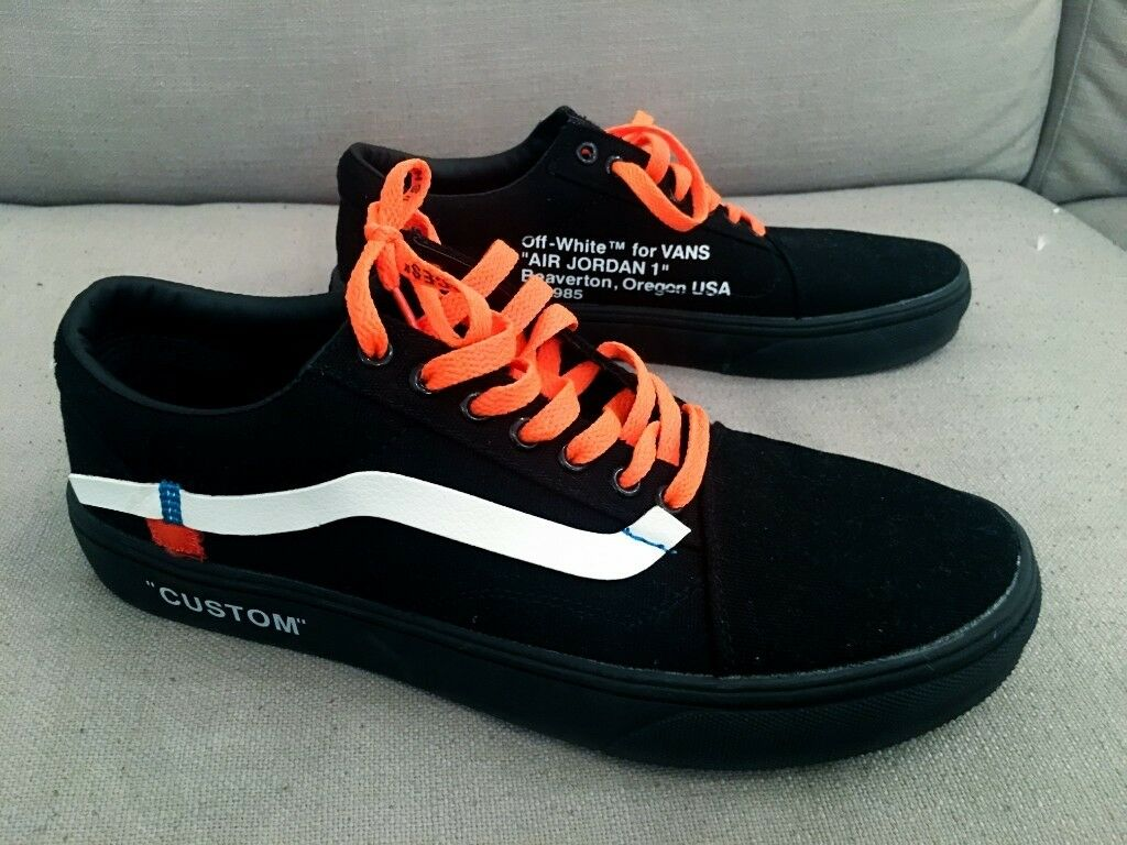 857ce53892 Vans Old Skool Black
