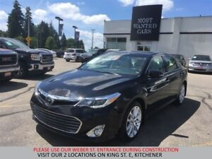 2014 Toyota Avalon Limited | NAVIGATION | BLIND SPOT | COOLED SE