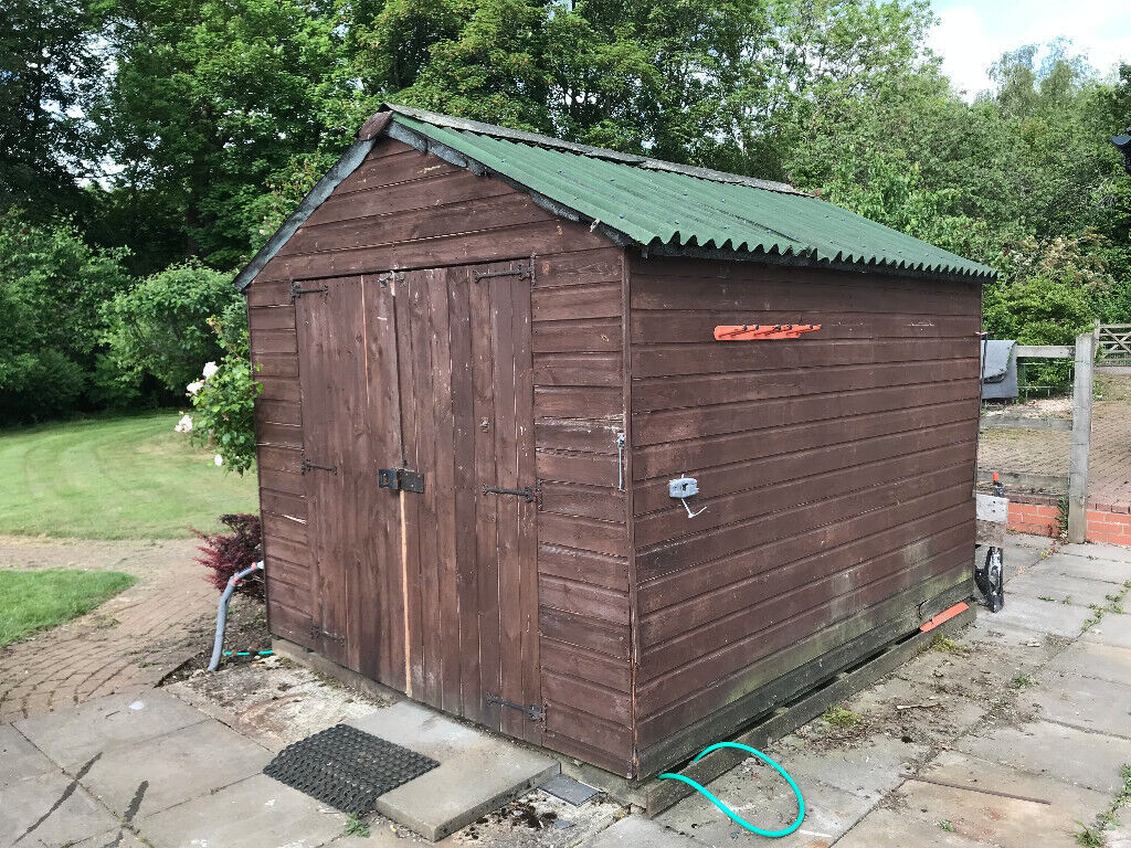 10ft X 8ft Shed Free In Alton Hampshire Gumtree