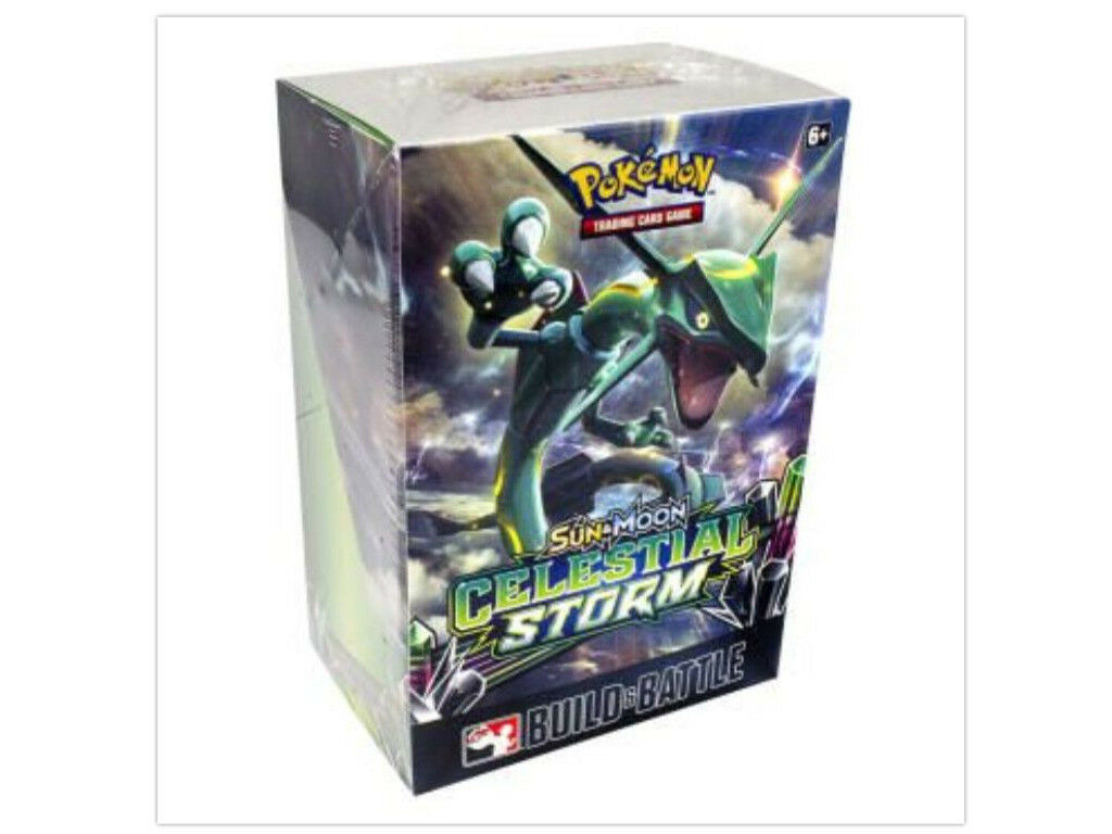 Pokemon Sun Moon Celestial Storm Prerelease Kit