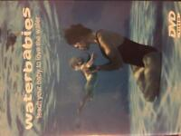 Water babies DVD plus Teach your baby book