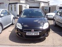 2007/57 FIAT BRAVO DYNAMIC MULTIJET 120 DIESEL 12 MONTHS MOT 64K MILES FIRST TO SEE WILL BUY £1795