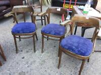 Bentwood chairs c2