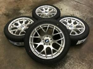 17 BMW VMR Style Wheels and 235/45R17 Winter Tires (BMW 2, 3 Series)