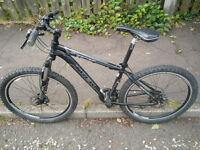 TREK mountain bike with disc brakes and suspention £120