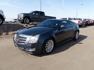 2011 Cadillac CTS Coupe Performance, Remote Start, Sunroof, Park