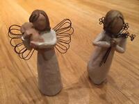 Willow Tree figurines - Friendship