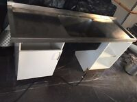 Commercial Kitchen SINK! 1.8m long- STAINLESS STEEL.