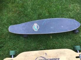 Sector 9 longboard skateboard