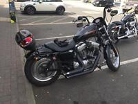 Harley Davidson sportster XL883L 2006 last of carb model may take PX money my way what U got?