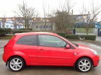 FORD FIESTA 1.6 TDCI ZETEC DIESEL,HPI CLEAR,1 OWNER,CLIMATE PACK,FULL S/H,A/C,ALLOYS,30 ROAD TAX