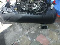 Airmaster air compressor 150 litres