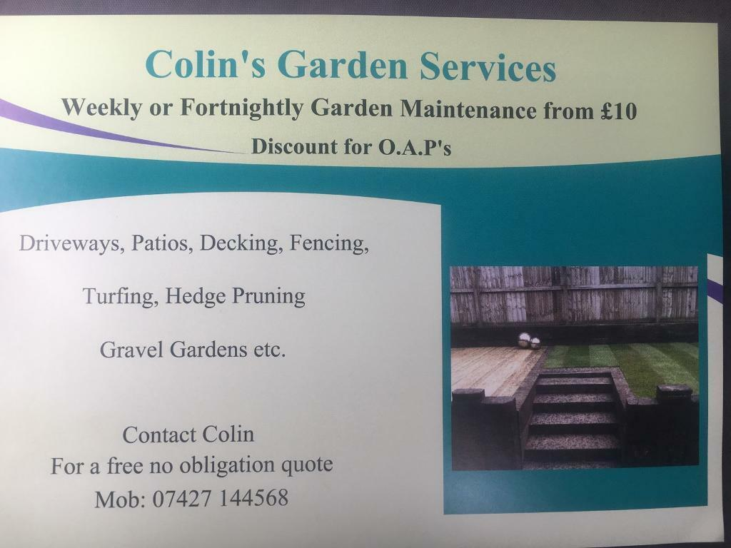 Unusual Landscaping  Gardening Service In Tyne And Wear  Gumtree With Entrancing Colins Garden Services With Lovely Thai Restaurants In Covent Garden Also Garden Court North In Addition Garden Hedging And Tescos Garden Furniture As Well As Tv Repair Garden City Mi Additionally Brook Garden Centre From Gumtreecom With   Entrancing Landscaping  Gardening Service In Tyne And Wear  Gumtree With Lovely Colins Garden Services And Unusual Thai Restaurants In Covent Garden Also Garden Court North In Addition Garden Hedging From Gumtreecom